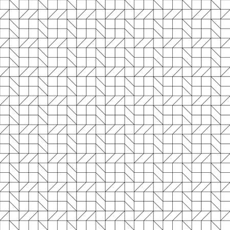 Seamless geometric pattern. Simple modern trendy thin line background for postcard design, poster, flyer, cover.