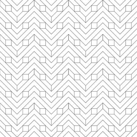 Seamless vector the template consisting of  rhombuses of the different sizes. An abstract background from the thin line for design of the card, a cover, a flyer. Illustration