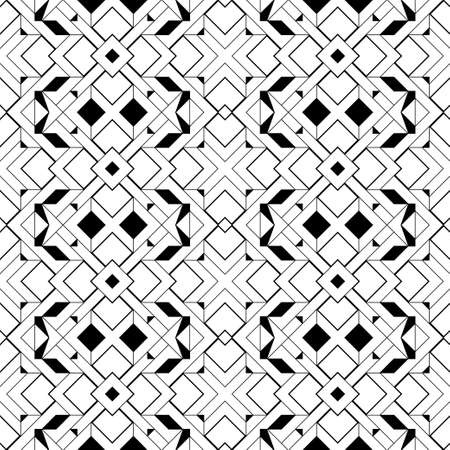 Abstract linear drawing. Thin line. Graphic design of a lattice. For a cover of cards, wall-paper, fabrics. 向量圖像