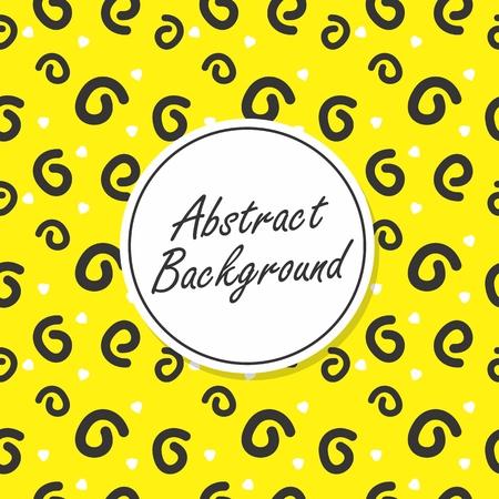 abstract seamless pattern vector art Иллюстрация