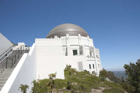griffith: Griffith Observatory in Los Angeles
