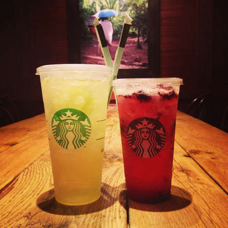 Starbucks iced tea