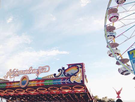 State fair in Sacramento, California