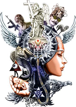 rebirth: Design by Gene