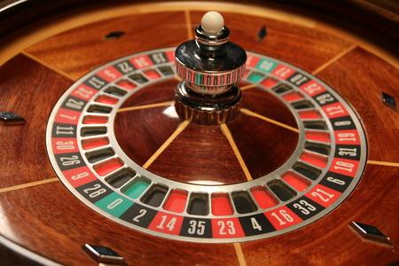 Roulette Wheel, Stock Photo