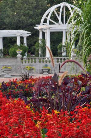 Wedding Garden Stok Fotoğraf