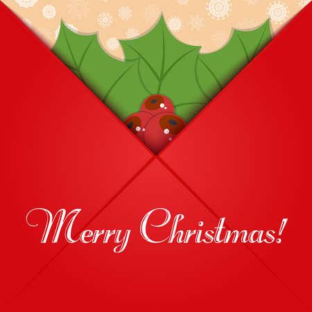 Open christmas letter