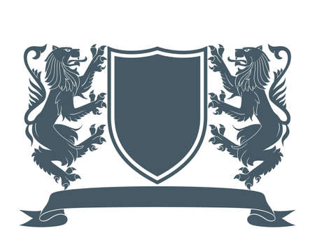 coat of arms lion 2