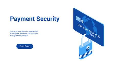 payment security 3d template 2