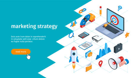 Marketing strategy banner 01