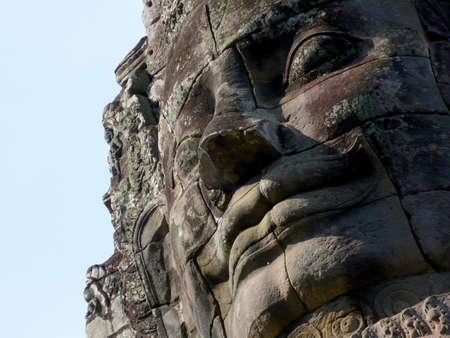 byron: Byron Temple, AngKor, Siem Reap, Cambodia Stock Photo