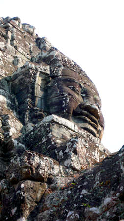 siem reap: Byron Temple, AngKor, Siem Reap, Cambodia Stock Photo