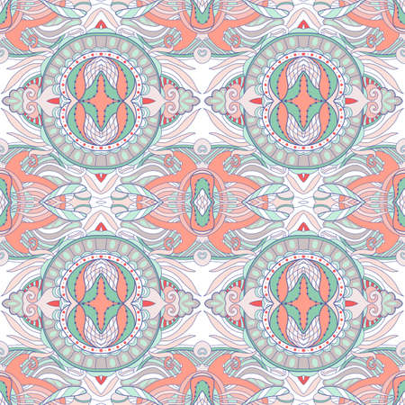 Abstract seamless pattern in modern style. Vector illustration. Illustration