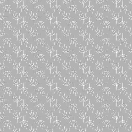 Vector simple monochrome seamless pattern in trendy style. Hipster modern minimalistic abstract. Modern stylish texture.