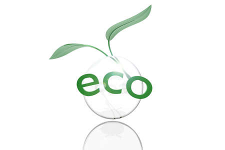 product icon: Ecological Product Icon