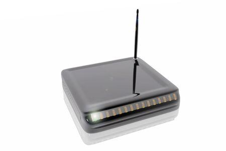 adsl: ADSL Modem Router
