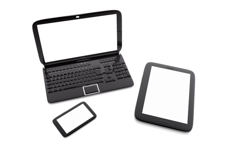 devices: Various computers and digital devices