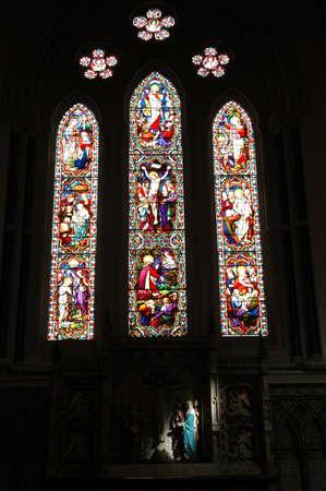 window church: Finestra Della Chiesa
