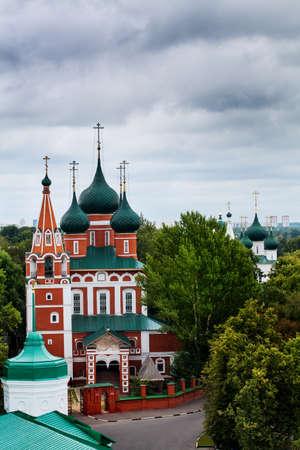 Yaroslavl. Church of St. Michael the Archangel photo