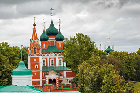 Yaroslavl. Church of St. Michael the Archangel photo