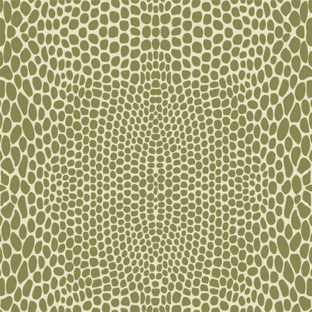 slither: Snake skin, reptile seamless pattern Illustration