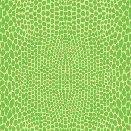 Snake skin, reptile seamless pattern Illustration