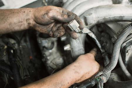 diesel: repair car , master engine parses