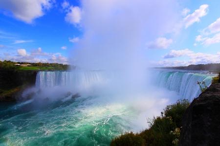 Niagara falls horse shoe