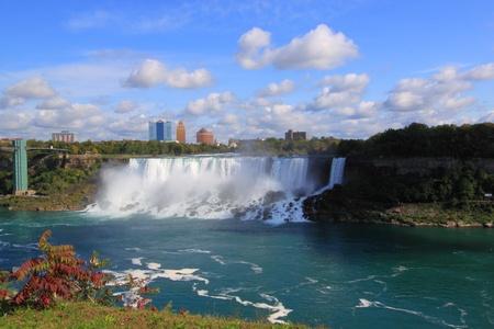 Niagara falls Фото со стока - 11395786