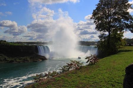 Niagara falls photo