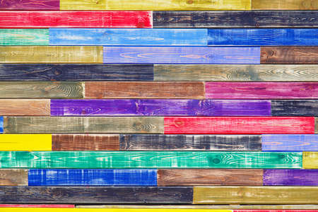 grunge wood: Texture of colored grunge wood for background