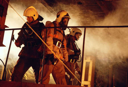 Rescue team photo