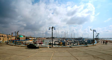 acre: Port of Acre  Israel