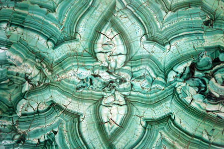 malachite: Textured smooth malahite background in shades of green