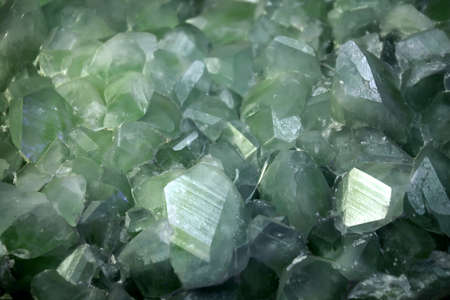hydroxide: Datolite crystals mineral background