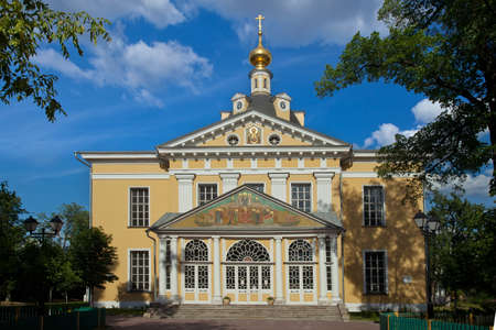 Old Believers Cathedral of Intercession  in Rogozhskaya Sloboda  in Moscow