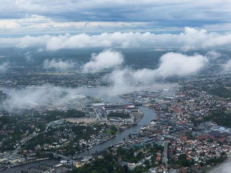 Norwegian City Fredrikstad