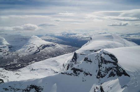 The Altevatne Lake Area in Norway