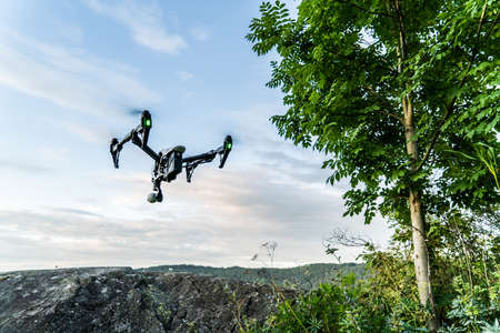 Forest Drone in Norway