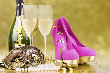 Party event concept