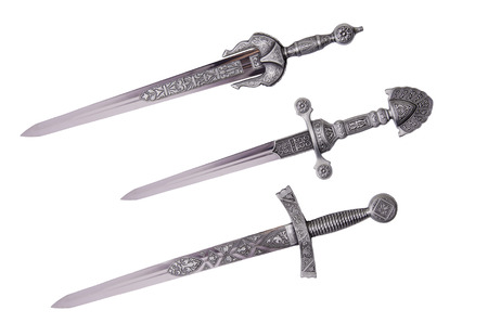 Swords 免版税图像
