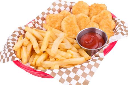 Chicken Nuggets: Nuggets de pollo