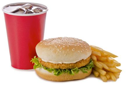 chicken burger: Chicken burger
