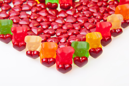 goodie: Gummy bears