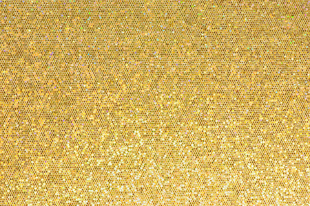 Glittering sequins wall. Stock Photo