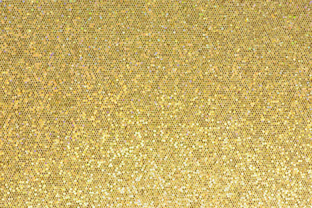 sumptuous: Glittering sequins wall. Stock Photo