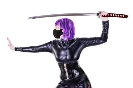 catsuit: Sexy killer