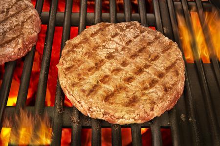 Burger patty 免版税图像 - 44011723