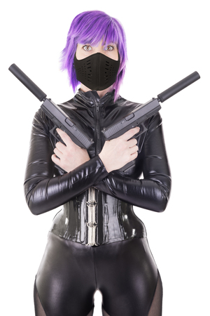 silencer: Sexy killer