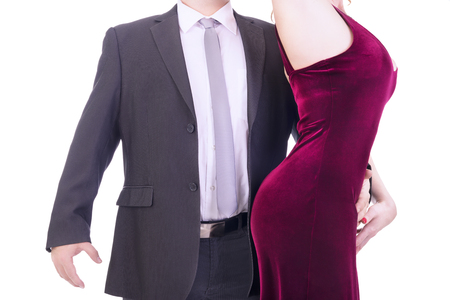 romantic sexy couple: Dancing couple